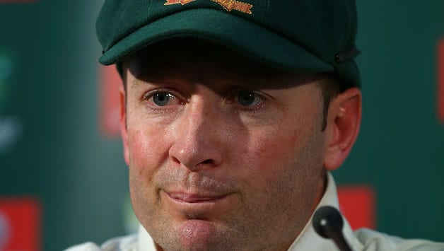 Michael Clarke to move up in Australia batting line-up for 3rd Test at Mohali