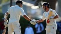 New Zealand on top of England after Day 2 of 1st Test