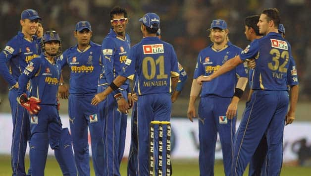 Rajasthan Royals signs up four new players