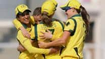 Australia eves team get bonus on Women's Day
