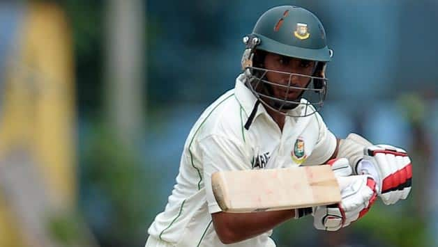 Mohammad Ashraful's unbeaten half-ton resurrects Bangladesh's innings against Sri Lanka on Day 2