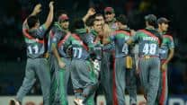 Afghanistan on course for place in 2015 ICC World Cup