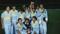 Sadanand Vishwanath remembers India's triumph in the World Championship of Cricket in Australia<br />
