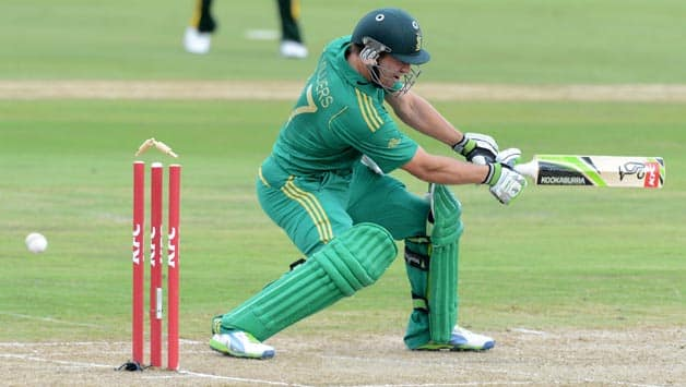 Pakistan win toss, elect to field against South Africa in first ODI at Bloemfontein