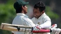 Mohammad Ashraful, Mushfiqur Rahim's record partnership defies Sri Lanka in Galle Test
