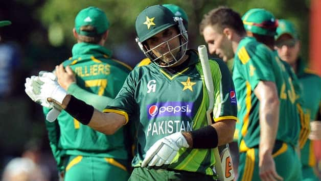 All-round South Africa thrash Pakistan by 125 runs in 1st ODI