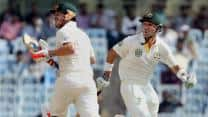 David Warner backs Ed Cowan to come good in remaining Tests against India