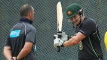 Shane Watson, Michael Clarke and Mickey Arthur talk it out in the public domain