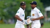 Kumar Sangakkara, Tillakaratne Dilshan slam tons as Sri Lanka's lead surges to 162 against Bangladesh