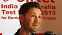 Michael Clarke says sacking won't affect relations with four Australian cricketers