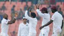 Zimbabwe win toss, elect to bat against West Indies in 1st Test at Bridgetown