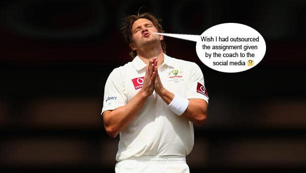 How the present crisis in Australian cricket could have been avoided!