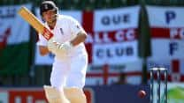 New Zealand vs England, 2nd Test at Wellington: Compton, Trott build for England