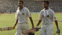 VVS Laxman and Rahul Dravid transform Eden Gardens into cricketing Heaven — A sight fit for Gods