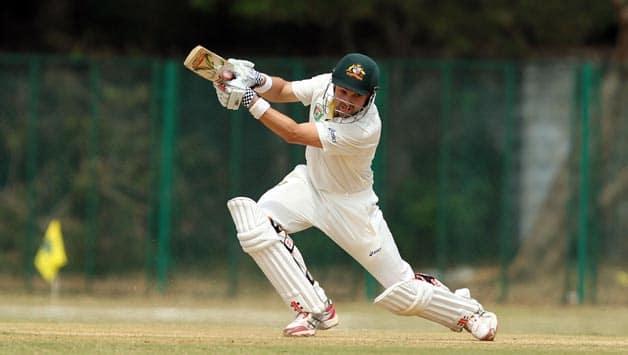 India vs Australia 2013: 'Bat as long as possible' - Ed Cowan's answer to Mickey Arthur's question