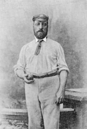 March 15, 1877: MCG hosts the first-ever Test match