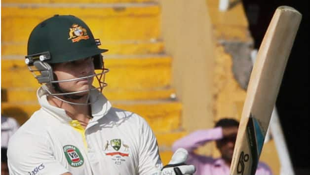 Australia bowled out for 408 after Smith, Starc's half-centuries