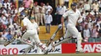 Openers Dhawan and Vijay will face their biggest test when they face quality pace on overseas tracks