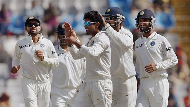 India remains at 3rd position in ICC Test Rankings