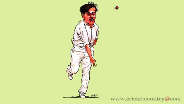 Venkataraghavan scalps eight New Zealand wickets in an innings for 72 runs