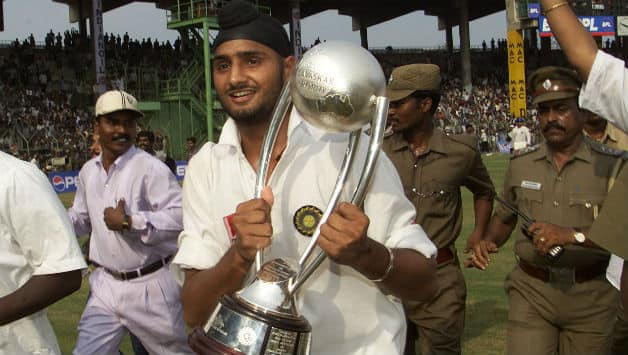 Image result for harbhajan in 2001