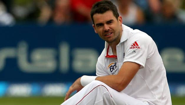 James Anderson: From 'daisy' to destroyer