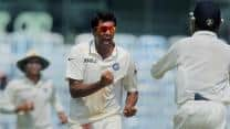 Australia bowled out for 262 by India on Day 2 of Delhi Test