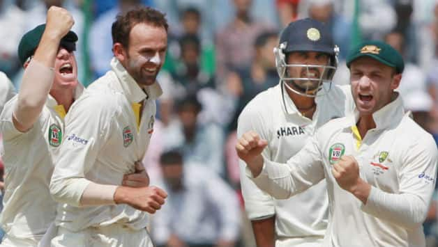 Live cricket score: India vs Australia, 4th Test at Delhi — Day 3
