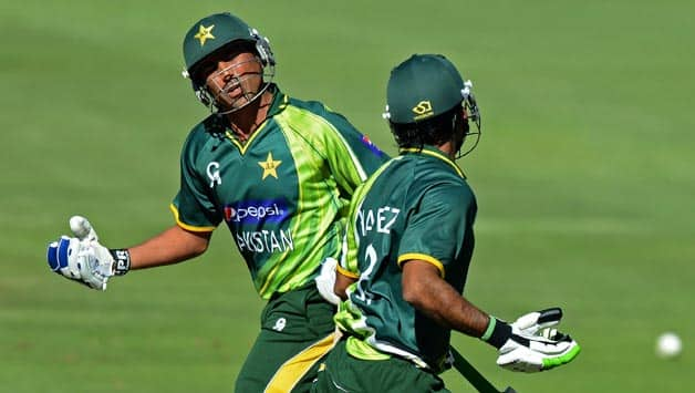 Pakistan opt to bat against South Africa in 5th ODI at Benoni
