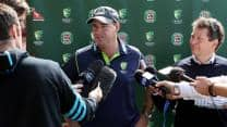 Mickey Arthur defends suspending four Australian cricketers