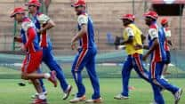 IPL 2013: Royal Challengers Bangalore begin training