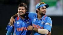 Suresh Raina, Virat Kohli in top 10 of ICC Player Rankings for T20 batsmen