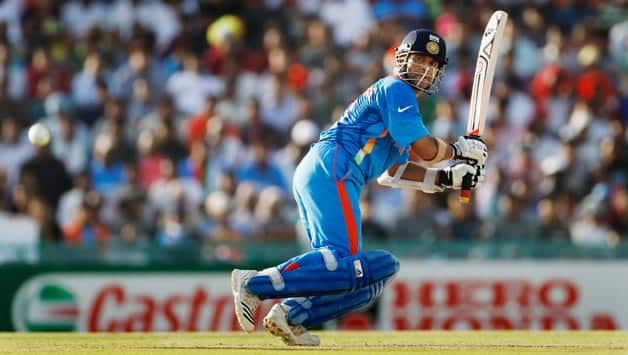 2011 World Cup semis: India beat Pakistan at Mohali after Sachin Tendulkar top scores (85) with four escapes