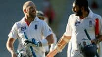 Matt Prior — drawing comparisons with the great Allan Knott