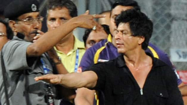 IPL 2013: Shahrukh Khan to miss KKR's match at Wankhede as MCA's ban stands