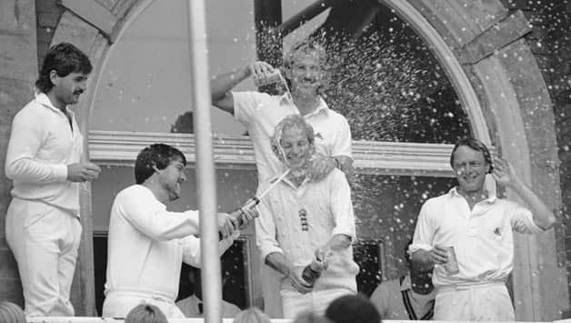 David Gower: A batsman whose feats are better chronicled by poets and painters than sports writers