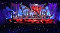 IPL 2013 opening ceremony: Shahrukh, Deepika and Katrina enthral Salt Lake