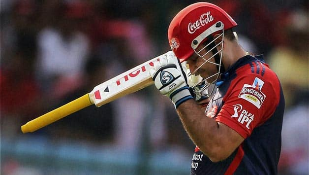 IPL 2013: Virender Sehwag ruled out of opening game with back spasm