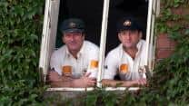 Steve and Mark Waugh become first twins to feature together in Tests
