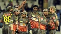Steyn, Mishra rock Pune Warriors to notch 22-run win for Sunrisers Hyderabad