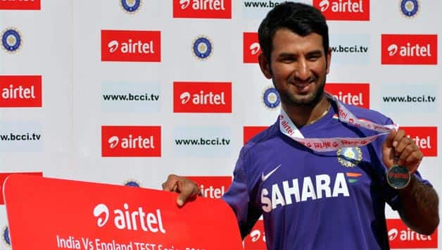 Cheteshwar Pujara reckons comparison with Rahul Dravid is 'morale booster'