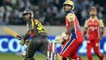 Sunrisers Hyderabad trump Royal Challengers Bangalore in Super-Over to register second win in IPL 2013