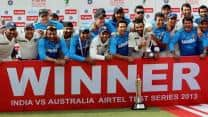India vs Australia 2013: Highest TRPs generated in last four years<br />