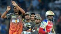 RCB vs SRH Live IPL 2013 T20 Cricket score<br />