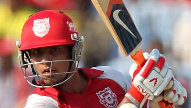 IPL 2013: Mandeep, Vohra and Gurkeerat lead Kings XI Punjab's young brigade of batsmen