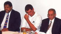Hansie Cronje confesses to taking money from bookmakers