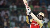 Chris Gayle pulverizes Kolkata Knight Riders, Bangalore win by 8 wickets