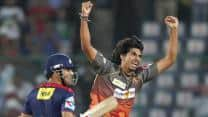 Delhi Daredevils misfire again, post 114/8 against Sunrisers Hyderabad