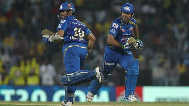 MI vs PWI Live IPL 2013 T20 Cricket score