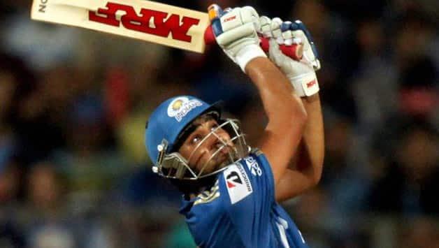 IPL 2013 Live cricket score, KKR vs MI at Kolkata: Mumbai go past 100 in 13 overs